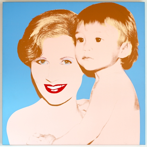 35 Years of Collecting with The Smiling Lady Who Once Surprised Warhol - Suzanne Syz image