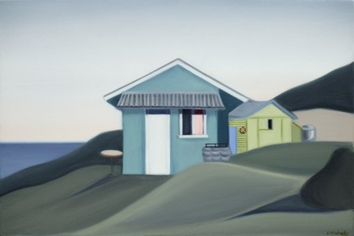 Lucy O'Doherty awarded 2016 Brett Whiteley Travelling Art Scholarship image