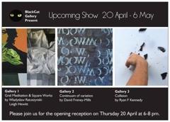 Upcoming Show 20 april - 6 May  image