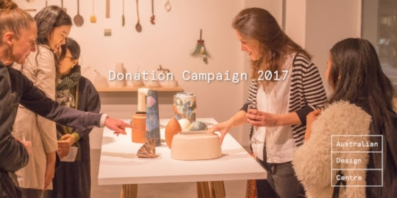 Donate to support Australian craft and design image
