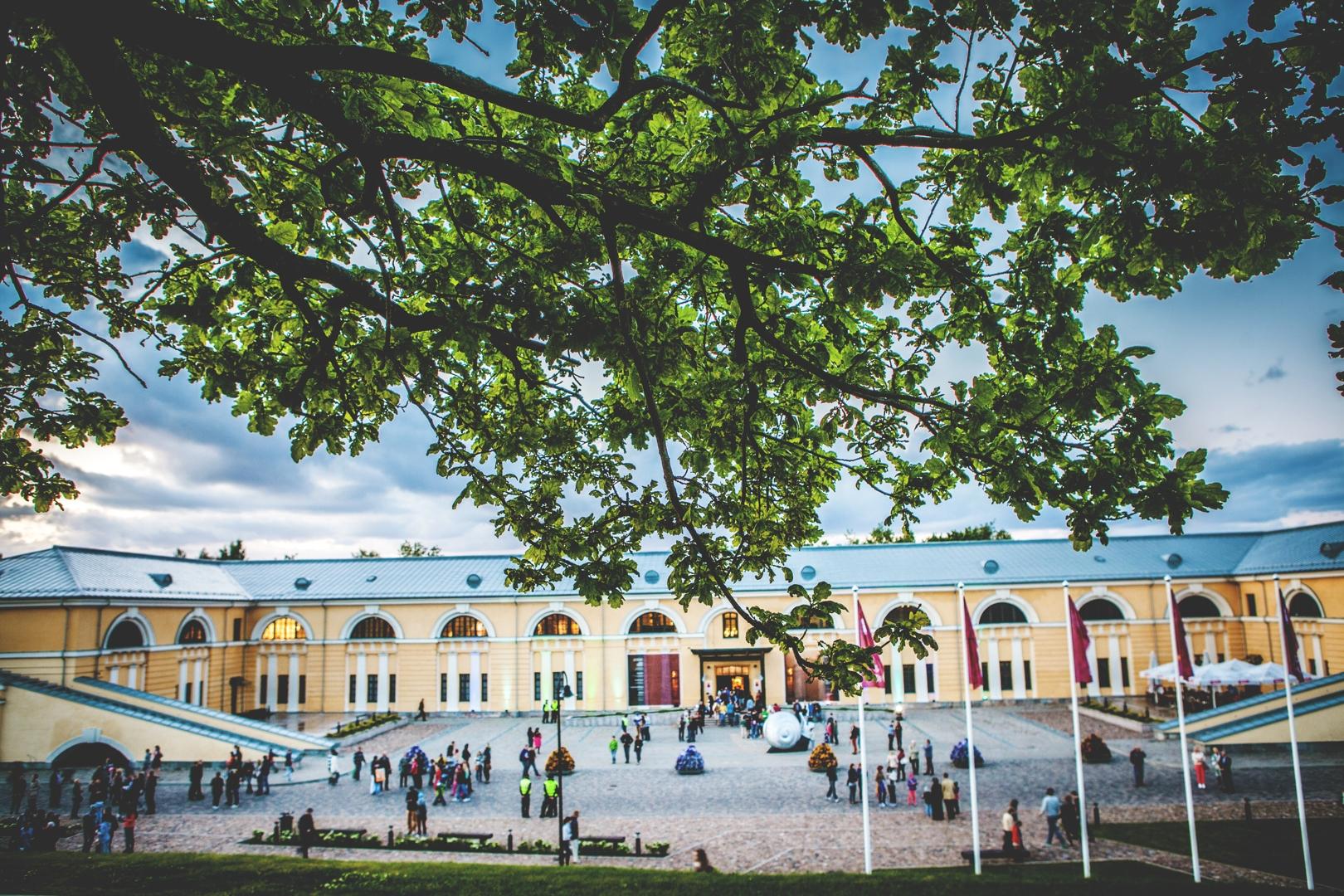 Mark Rothko Centre,Latvia image