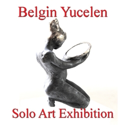 Belgin Yücelen Awarded a Solo Art Exhibition image