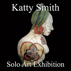 Katty Smith Awarded a Solo Art Exhibition image