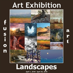 3rd Annual Landscapes Art Exhibition image