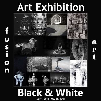 2nd Annual Black & White Art Exhibition image