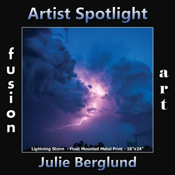 Julie Berglund - Artist Spotlight Winner image