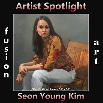 Seon Young Kim Artist Spotlight Winner image