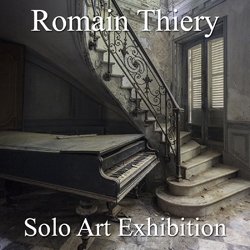 Romain Thiery Awarded a Solo Art Exhibition image