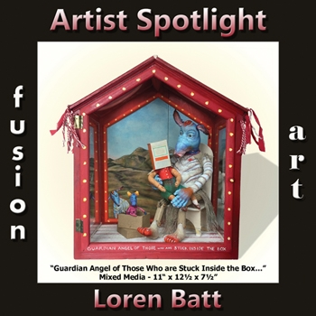 Loren Batt - Artist Spotlight Winner for July 2018 image