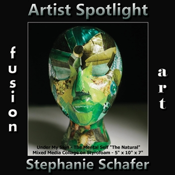 Stephanie Schafer - 3-Dimensional Artist Spotlight Winner image