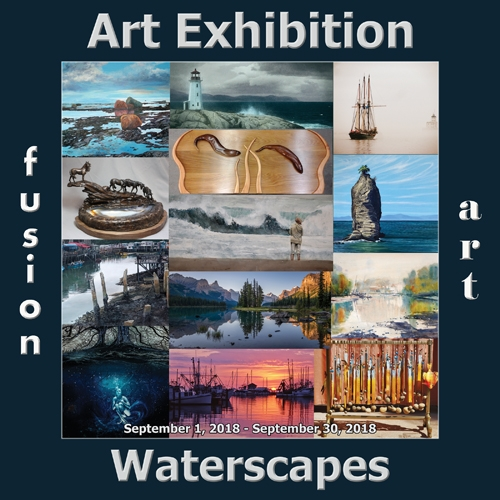 3rd Annual Waterscapes Art Exhibition image