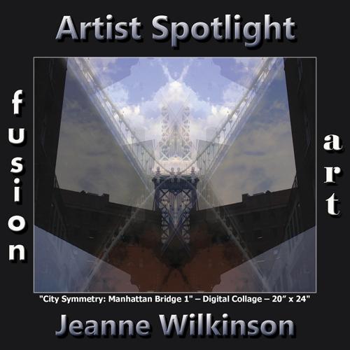 Jeanne Wilkinson - Artist Spotlight Winner image