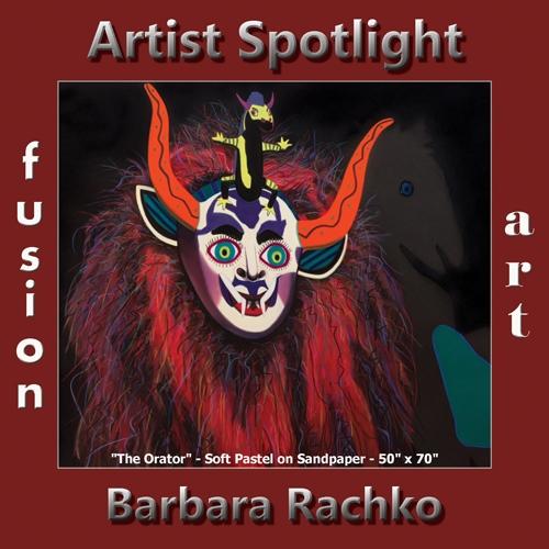 Barbara Rachko is Fusion Art's Traditional Artist Spotlight Winner for October 2018 image