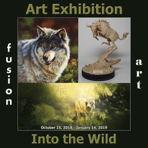 Into the Wild Art Exhibition image