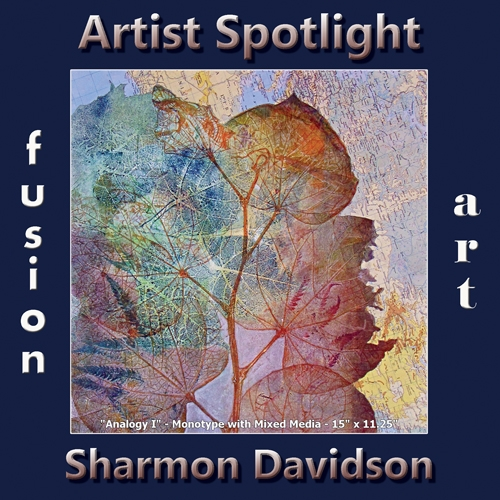 Sharmon Davidson - Artist Spotlight Winner for November 2018 image