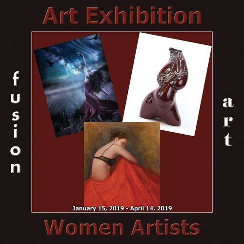 Fusion Art Announces the Winners of the 2nd Annual Women Artists Art Exhibition image