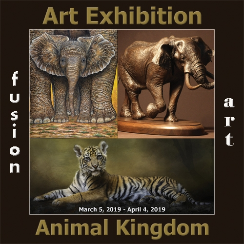 Fusion Art Announces the Winners of the 4th Annual Animal Kingdom Art Exhibition image