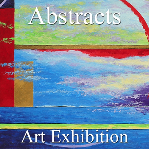 "10th Annual ""Abstracts"" Art Exhibition Results Announced by Art Gallery image"