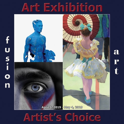Fusion Art Announces the Winners of the 4th Annual Artist's Choice Art Exhibition image