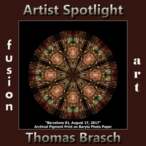 Thomas Brasch is Fusion Art's Digital & Photography Artist Spotlight Winner for April 2019 image