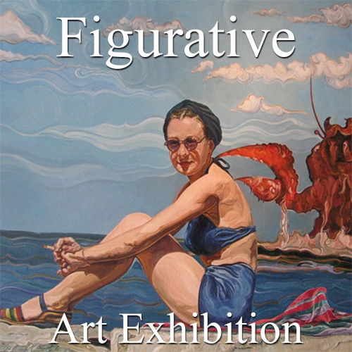 """Figurative"" 2019 Art Exhibition Winning Artists Announced by Art Gallery image"