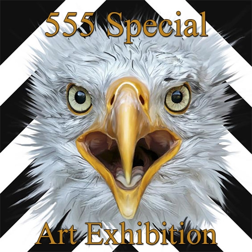 "2nd Annual ""555 Special"" Art Exhibition Announced by Art Gallery image"