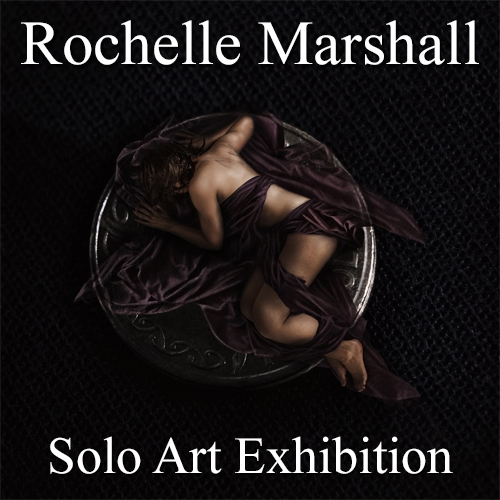 Rochelle Marshall is Awarded a Solo Art Exhibition image