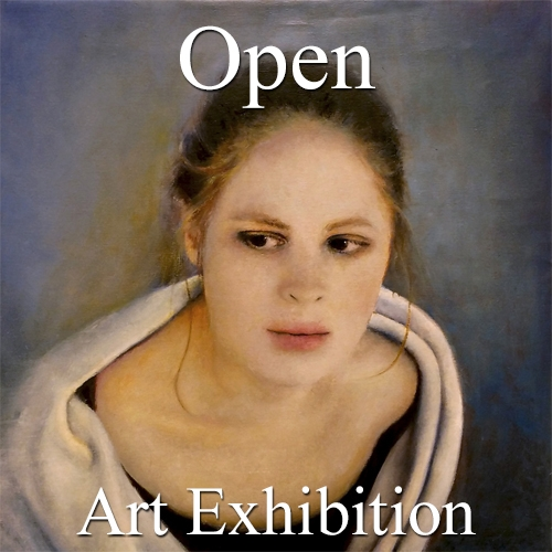 "9th Annual ""Open"" Art Exhibition Winning Artists Announced image"