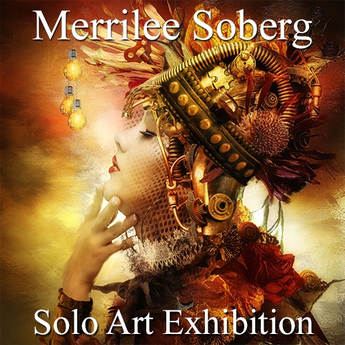Merrilee Soberg is Awarded a Solo Art Exhibition image