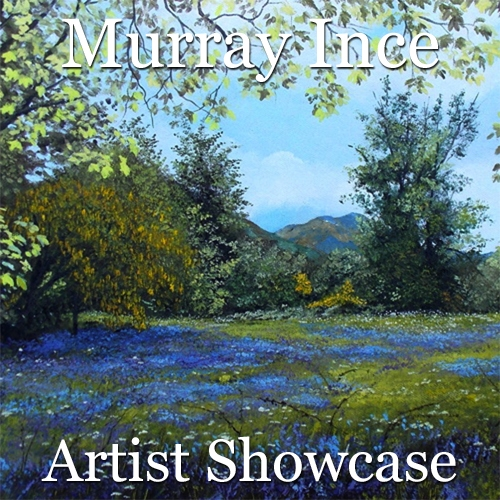 Murray Ince is Awarded an Artist Showcase Feature image