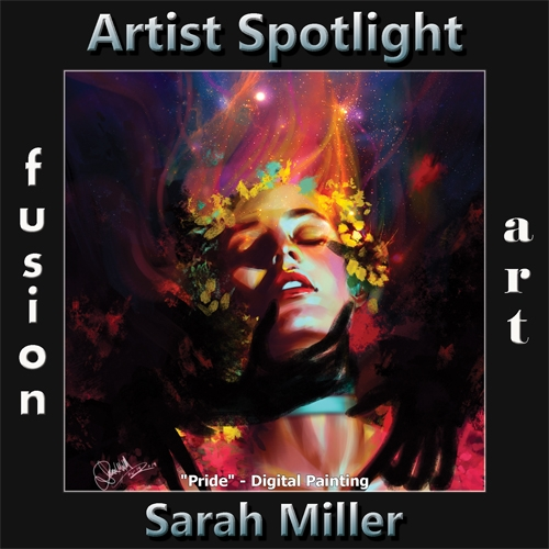 Sarah Miller is Fusion Art's Photography & Digital Artist Spotlight Winner for October 2019 image