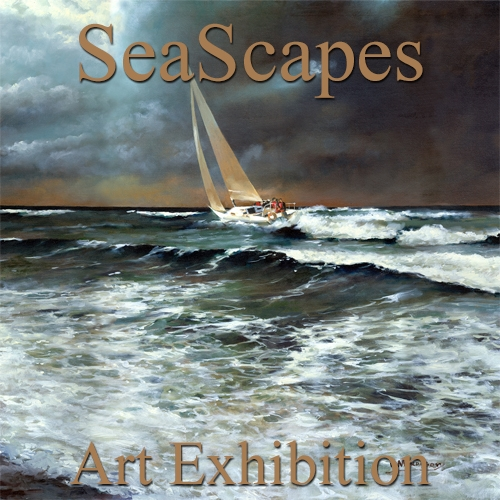 "9th Annual ""SeaScapes"" 2019 Exhibition Results Announced by Art Gallery image"