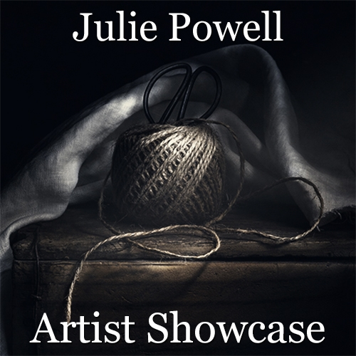 Julie Powell is Awarded an Artist Showcase Feature image