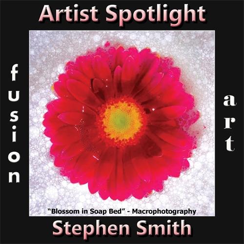 Stephen Smith is Fusion Art's Photography & Digital Artist Spotlight Winner for November 2019 image