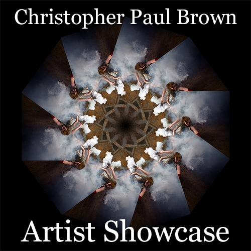 Christopher Paul Brown is Awarded an Artist Showcase Feature image