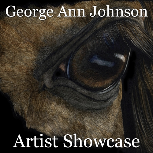 George Ann Johnson is Awarded an Artist Showcase Feature image