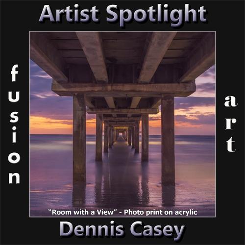 Dennis Casey is Fusion Art's Photography & Digital Artist Spotlight Winner for January 2020 image