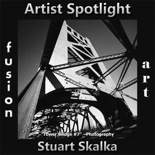 Stuart Skalka is Fusion Art's Photography & Digital Artist Spotlight Winner for March 2020 image
