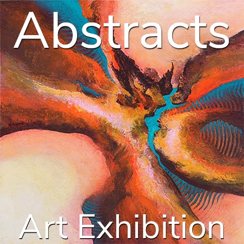 """Abstracts"" 2020 Art Exhibition Winning Artists Announced image"