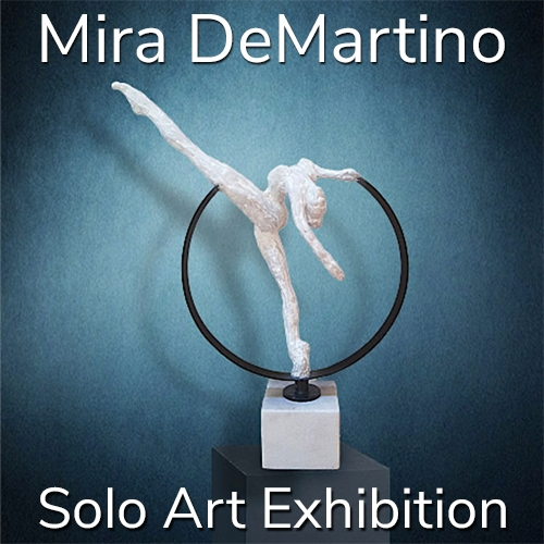 Mira DeMartino is Awarded a Solo Art Exhibition image