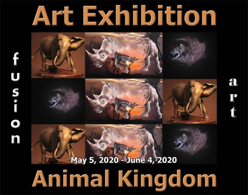 Fusion Art Announces the Winners of the 5th Annual Animal Kingdom Art Exhibition image