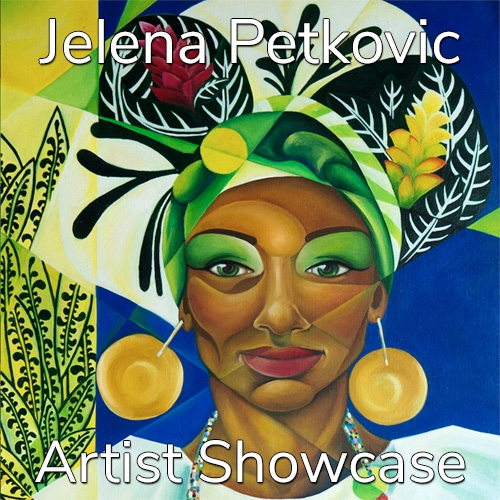 Jelena Petkovic is Awarded an Artist Showcase Feature image