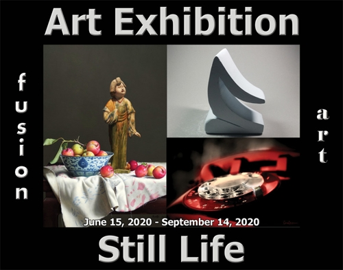 Fusion Art Announces the Winners of the Still Life Art Exhibition image