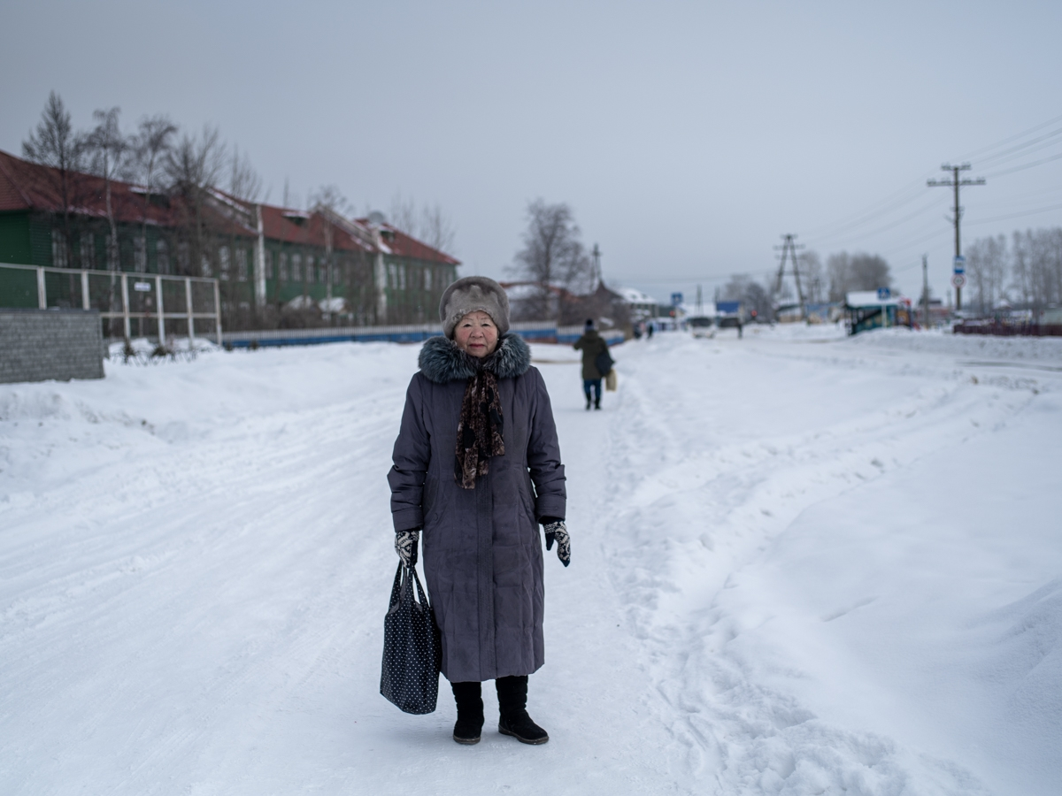 In the streets of Nizhneangarsk image