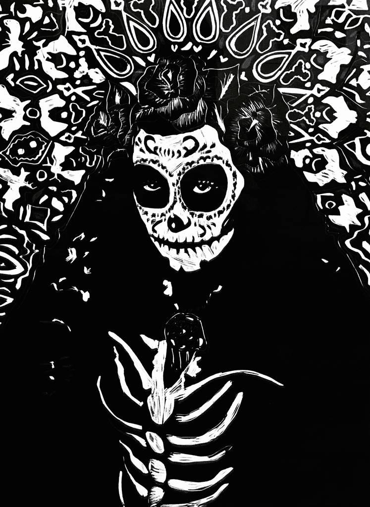 Vanessa Gonzalez, Catrina image