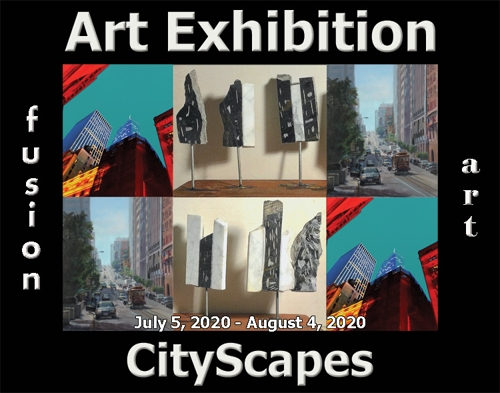 Fusion Art Announces the Winners of the 5th Annual Cityscapes Art Exhibition image