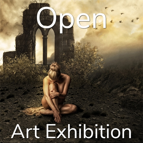 """10th Annual """"Open"""" 2020 Art Exhibition Winning Artists Announced image"""