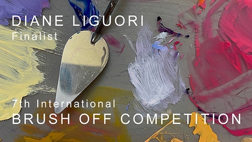 Diane Liguori is Selected as a Finalist in The Brush Off Project image