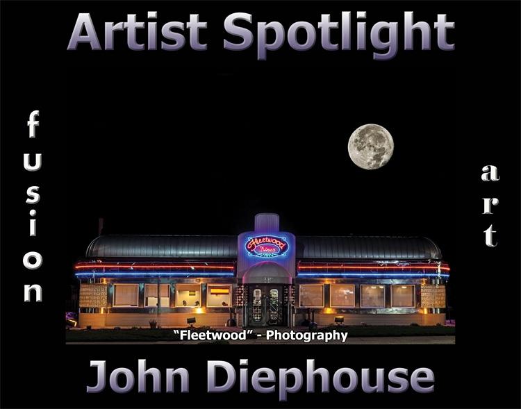 John Diephouse is Fusion Art's Photography & Digital Artist Spotlight Winner for December 2020 image