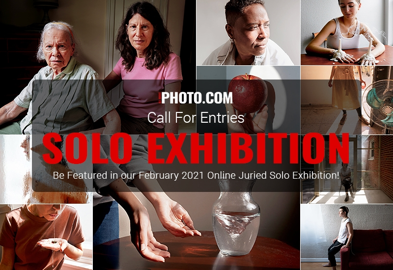 Win a Solo Exhibition in February 2021 image